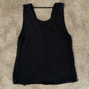 Athleta Cross Back Tank size small